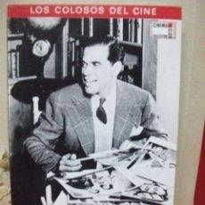 Cine: FRANK CAPRA. LOS COLOSOS DEL CINE. Nº 4. Lote 43232506