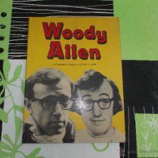 Cine: WOODY ALLEN, AN ILLUSTRATED BIOGRAPHY BY MYLES PALMER, PROTEUS, 1980, EN INGLES ,144 PAGINAS. Lote 43564875