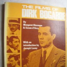 Cine: THE FILMS OF DIRK BOGARDE. HINXMAN, MARGARET Y D ARCY, SUSAN. 1974. Lote 43763369