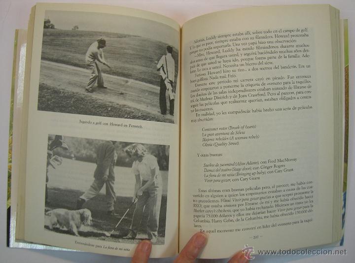 Cine: KATHERINE HEPBURN, AUTOBIOGRAFIA. COLECCION PRIMER PLANO, EDICIONES B 1991 1ª ED. - Foto 5 - 34398591