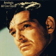 Cine: M - ANTOLOGIA DEL CINE CLASICO - CLARK GABLE - TODAS LAS PELICULAS - RBA EDITORES 1994. Lote 45540388