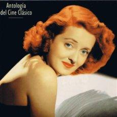 Cine: M - ANTOLOGIA DEL CINE CLASICO - BETTE DAVIS - TODAS LAS PELICULAS - RBA EDITORES 1994. Lote 45540401