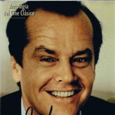 Cine: M - ANTOLOGIA DEL CINE CLASICO - JACK NICHOLSON - TODAS LAS PELICULAS - RBA EDITORES 1994. Lote 45540546