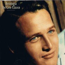 Cine: M - ANTOLOGIA DEL CINE CLASICO - PAUL NEWMAN - TODAS LAS PELICULAS - RBA EDITORES 1994. Lote 45540576