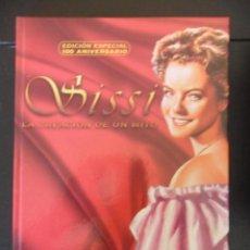 Cine: SISSI. LA CREACION DE UN MITO. EDIC ION ESPECIAL 100 ANIVERSARIO. LIBRO DE TAPA DURA. MAEVA 1998. A. Lote 53768606