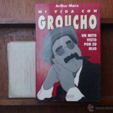 Cine: MI VIDA CON GROUCHO - UN MITO VISTO POR SU HIJO-ARTHUR MARX . Lote 46540707