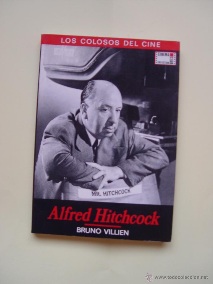 Cine: 3 Libros LOS COLOSOS DEL CINE: Newman, Grant y Hitchcock (Cinema Club,1990) ¡1ª edición! - Foto 3 - 47036659