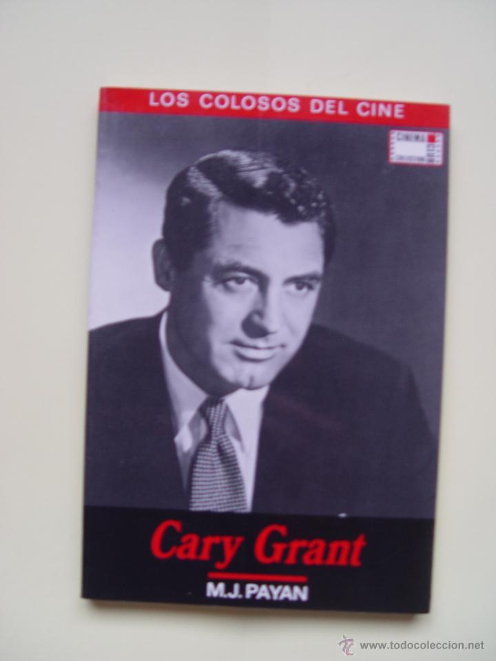 Cine: 3 Libros LOS COLOSOS DEL CINE: Newman, Grant y Hitchcock (Cinema Club,1990) ¡1ª edición! - Foto 4 - 47036659