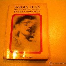 Cine: VIDA DE MARILYN MONROE - NORMA JEAN,. Lote 47858718
