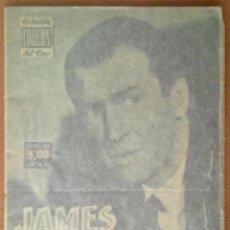 Cinema: COLECCION IDOLOS DEL CINE JAMES STEWART Nº 66 1958. Lote 48316329