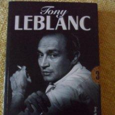 Cine: ESTA ES MI VIDA. TONY LEBLANC. TEMAS DE HOY, 1999. RUSTICA CON SOLAPA. 14 X 22 CMS. 253 PAGINAS. CON. Lote 48453924