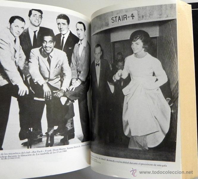 Cine: A SU MANERA - KITTY KELLEY - BIOGRAFÍA FRANK SINATRA CANTANTE ACTOR DE CINE EEUU- MÚSICA FOTOS LIBRO - Foto 3 - 48910123
