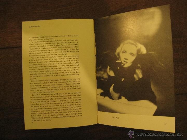 Cine: MARLENE DIETRICH - JOHN KOBAL - AÑO 1968 - Foto 3 - 49250908