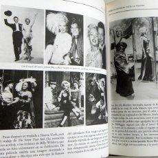 Cine: MARILYN MONROE TODA LA VERDAD - LUIS GASCA -MUCHAS FOTOS - BIOGRAFÍA DE ACTRIZ CINE EEUU LIBRO MONRO. Lote 49867347
