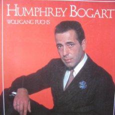 Cine: HUMPHREY BOGART. WOLFGANG FUCHS. THE JOHN COBAL COLLECTION.1987.128 PÁGS.+POSTER GIGANTE 94 X 60 CM.. Lote 50027481