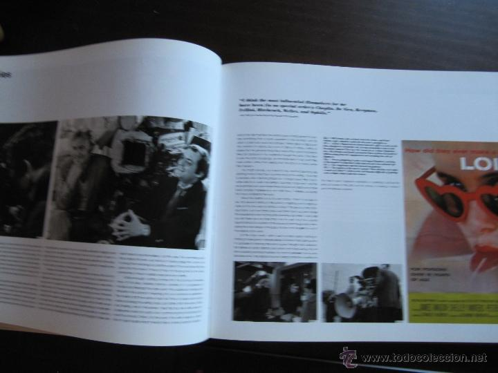 Cine: STANLEY KUBRICK - ARCHIVOS PERSONALES / ED. TASCHEN + 9 DVD ¡¡ ENVIO GRATIS¡¡ - Foto 4 - 50479764