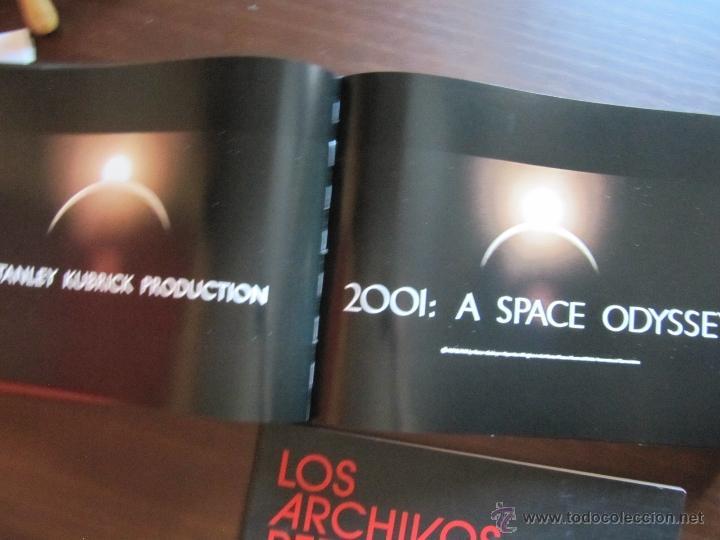 Cine: STANLEY KUBRICK - ARCHIVOS PERSONALES / ED. TASCHEN + 9 DVD ¡¡ ENVIO GRATIS¡¡ - Foto 6 - 50479764