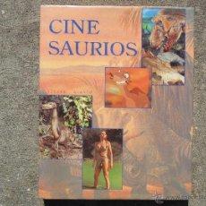 Cine: CINE SAURIOS-COLECION ROYAL BOOKS 1993-COLECION CIEN AÑOS DE CINE. Lote 54263380