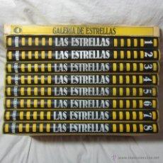 Cine: ENCICLOPEDIA COMPLETA LAS ESTRELLAS HISTORIA DEL CINE EN SUS MITOS 9 TOMOS. Lote 54328725