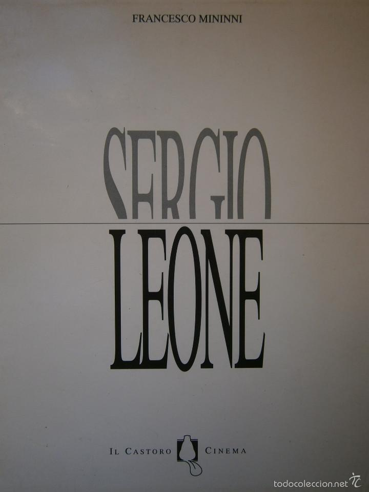 SERGIO LEONE IL CASTORO CINEMA FRANCESCO MININNI 1994 (Cine - Biografías)