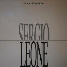 Cine: SERGIO LEONE IL CASTORO CINEMA FRANCESCO MININNI 1994. Lote 55124484