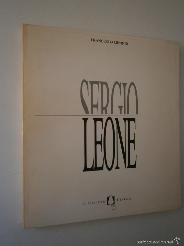 Cine: SERGIO LEONE IL CASTORO CINEMA Francesco Mininni 1994 - Foto 2 - 55124484