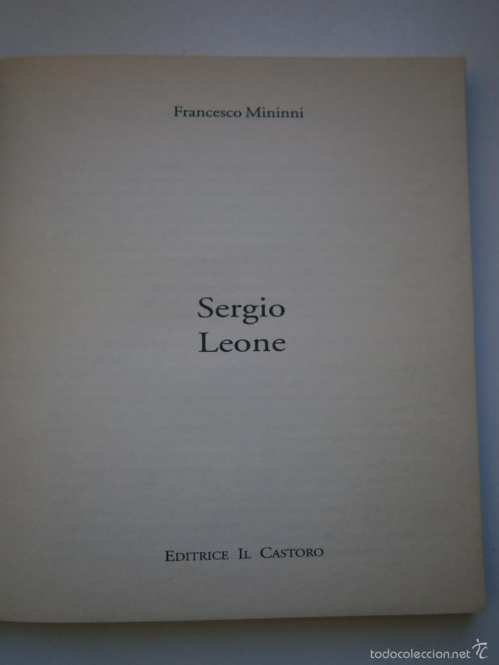 Cine: SERGIO LEONE IL CASTORO CINEMA Francesco Mininni 1994 - Foto 7 - 55124484