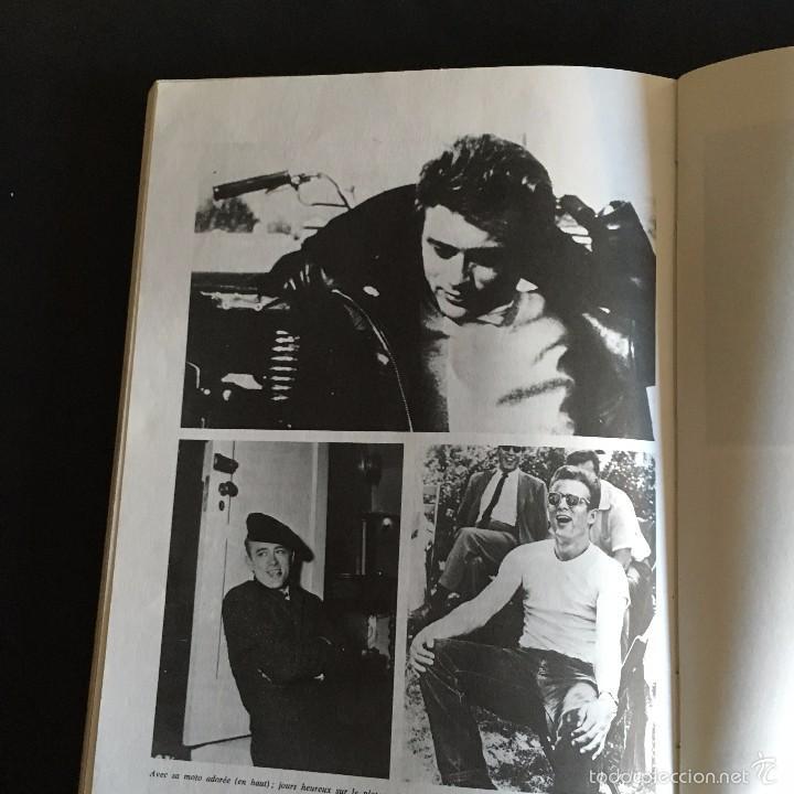 Cine: LIBRO JAMES DEAN. JOHN HOWLETT. ALBIN MICHEL ROCK & FOLK. 1975 TEXTO FRANCES - Foto 5 - 56334019