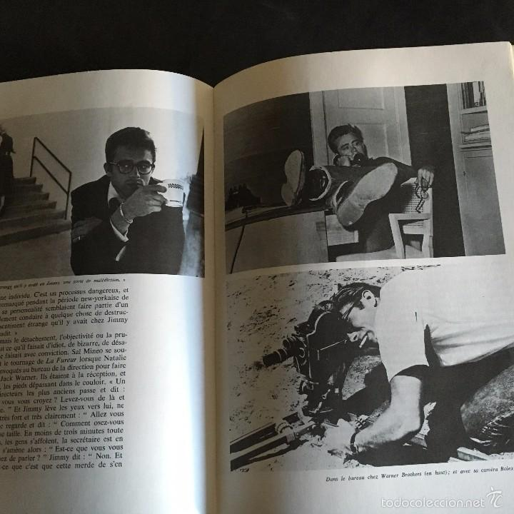 Cine: LIBRO JAMES DEAN. JOHN HOWLETT. ALBIN MICHEL ROCK & FOLK. 1975 TEXTO FRANCES - Foto 6 - 56334019