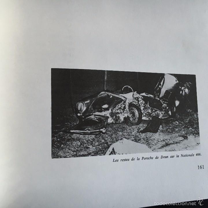 Cine: LIBRO JAMES DEAN. JOHN HOWLETT. ALBIN MICHEL ROCK & FOLK. 1975 TEXTO FRANCES - Foto 10 - 56334019