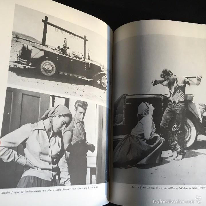 Cine: LIBRO JAMES DEAN. JOHN HOWLETT. ALBIN MICHEL ROCK & FOLK. 1975 TEXTO FRANCES - Foto 13 - 56334019