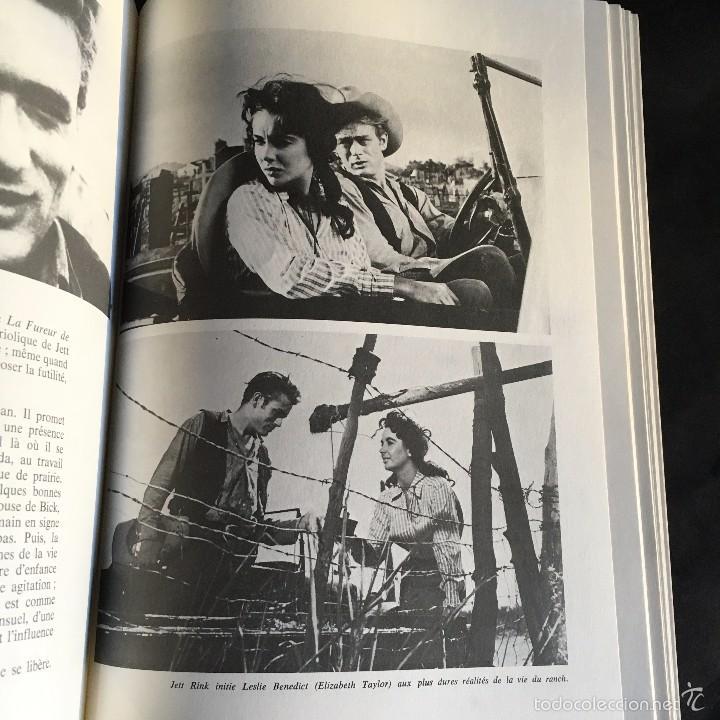 Cine: LIBRO JAMES DEAN. JOHN HOWLETT. ALBIN MICHEL ROCK & FOLK. 1975 TEXTO FRANCES - Foto 14 - 56334019