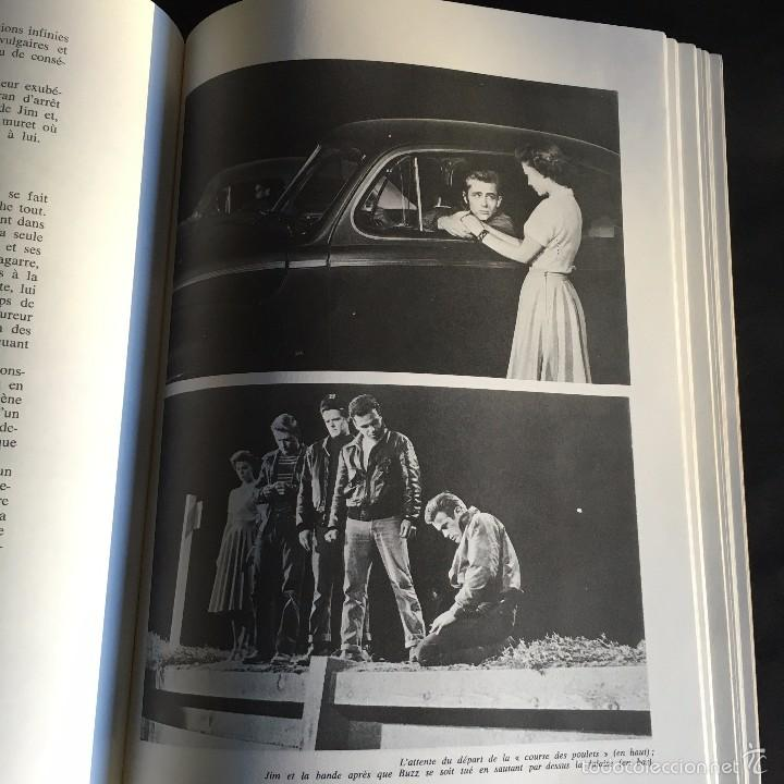 Cine: LIBRO JAMES DEAN. JOHN HOWLETT. ALBIN MICHEL ROCK & FOLK. 1975 TEXTO FRANCES - Foto 15 - 56334019