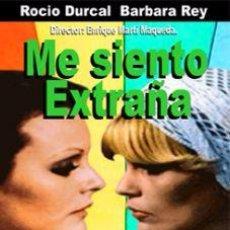 Cinema: ME SIENTO EXTRAÑA - ROCIO DURCAL / BARBARA REY DVD NUEVO. Lote 220953487