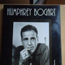Cine: LIBRO HUMPHREY BOGART, ( EL REBELDE SIN TREGUA.)TODAS SUS PELÍCULAS Y CIENTOS DE FOTOS. Lote 58159814