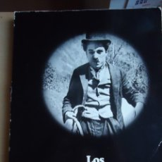 Cine: LIBRO LOS FILMS DE CHARLIE CHAPLIN. TODAS SUS PELÍCULAS CON SUS RESEÑAS Y CIENTOS DE FOTOS. Lote 58162248