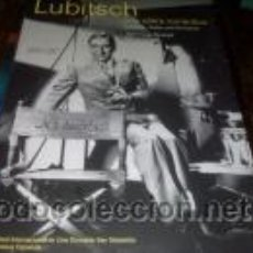 Cinéma: LUBITSCH O LA SÁTIRA ROMÁNTICA SATIRE AND ROMANCE / JEAN PAUL BOURGET / EITHNE O´NEIL . Lote 60729299
