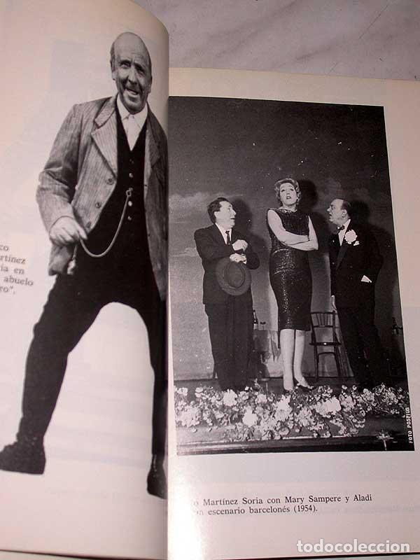 Cine: PACO MARTÍNEZ SORIA. SU VIDA Y SUS ÉXITOS. DIONISIO RAMOS. GUARA, 1978. FOTOS, CINE, TEATRO. +++++++ - Foto 3 - 62169736