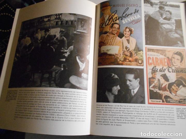 Cine: 100 AÑOS DE CINE. 2 TOMOS EN UN ESTUCHE. TAPA DURA EN TELA. GRAN FORMATO. DIFUSORA INTERNACIONAL. 19 - Foto 7 - 66812070