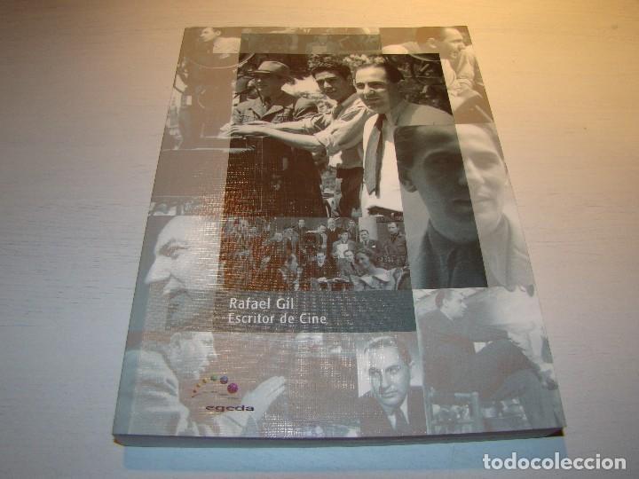 RAFAEL GIL -- ESCRITOR DE CINE (Cine - Biografías)