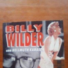 Cine: BILLY WILDER NADIE ES PERFECTO EDICIONES GRIJALBO. Lote 71430593