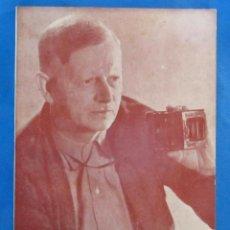 Cine: CARL THEODOR DREYER. CARLOS FERNÁNDEZ CUENCA. FILMOTECA NACIONAL DE ESPAÑA, 1964.. Lote 72117299