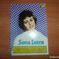 Cinéma: BIOGRAFIA DE SOFIA LOREN - EDITORIAL FERMA . Lote 80397717