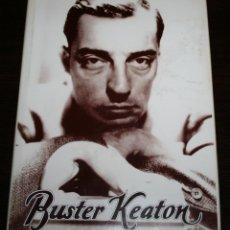 Cine: BUSTER KEATON - SALVADOR SÁINZ - ROYAL BOOKS - 1994. Lote 81062852