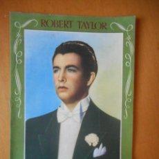 Cine: ROBERT TAYLOR. LA HISTORIA DE MI VIDA. QUIEN SOY YO. EDITORIAL BRUGUERA. AÑOS 40. TIENE 16 PÁGINAS. Lote 83643564