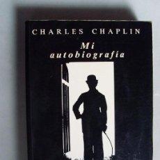 Cine: CHARLES CHAPLIN MI AUTOBIOGRAFIA / 1ª EDICIÓN EN ESTE FORMATO1993. Lote 89331992