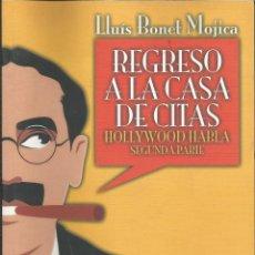 Cinema: REGRESO A LA CASA DE CITAS: HOLLYWOOD HABLA (2ª PARTE). Lote 89508168