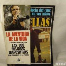 Cine: SIDNEY POITIER - HISTORIA DEL CINE EN SUS MITOS - LAS ESTRELLAS - Nº 103 - 1982. Lote 92037690