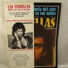 Cinema: ROBERT DE NIRO - HISTORIA DEL CINE EN SUS MITOS - LAS ESTRELLAS - Nº 105. Lote 92039990