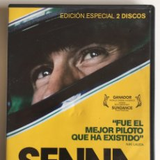 Cinema: PELÍCULA SENNA EN DVD. Lote 93802067